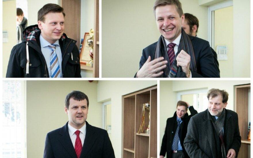 Zawirowania władzy w Wilnie: Konserwatysta kuruje oświatę, liberał - kulturę, a Polak będzie kontrolował