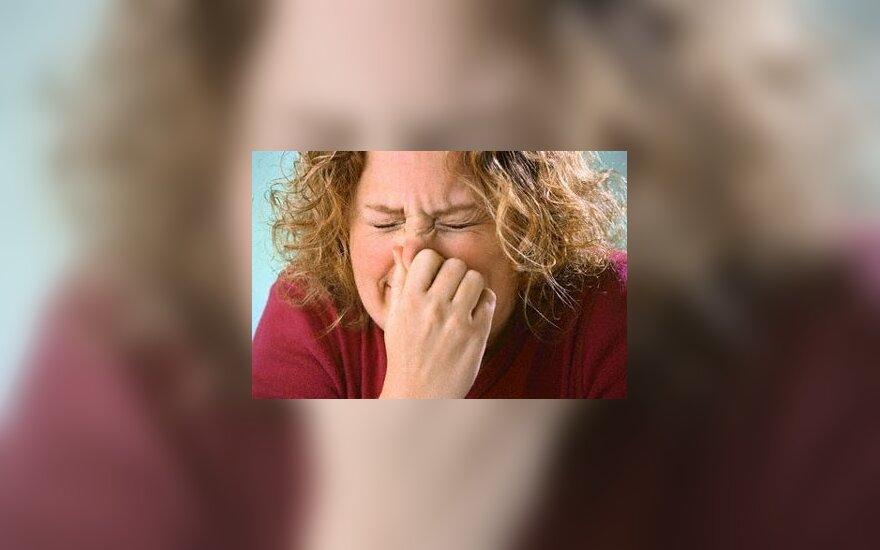 Перечислены факторы, усугубляющие аллергию