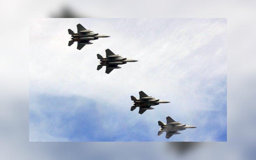 США отзывают из Турции 12 истребителей F-15