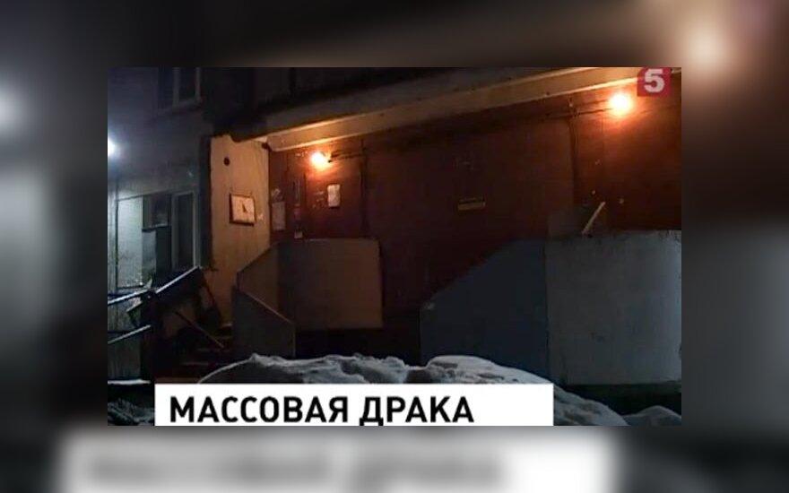 Петербург: азербайджанцы устроли разборки из-за украденной невесты