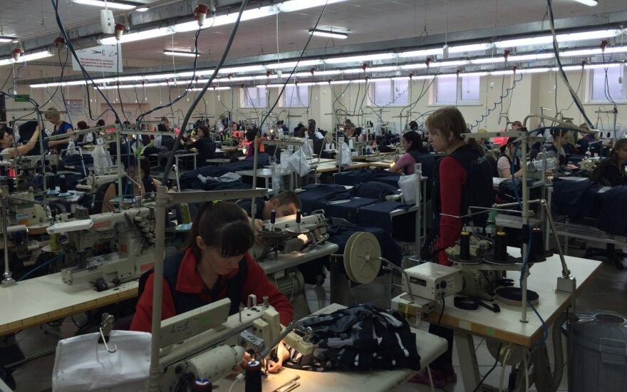 """Audimo"" gamykla Baltarusijoje"
