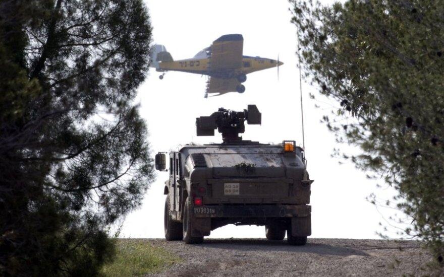 Израиль нанес авиаудары по Газе
