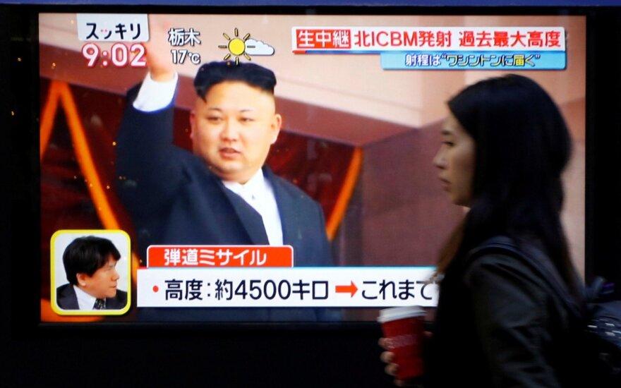 Совбез ООН обсудит ракетную и ядерную программы КНДР