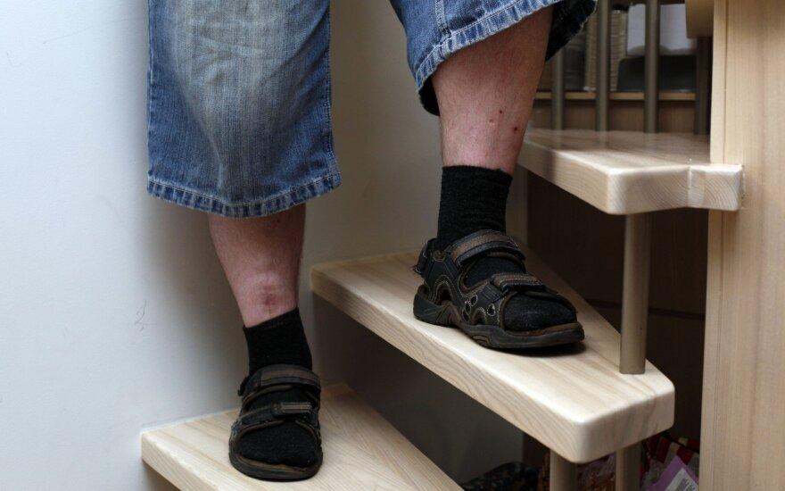 Sandały i skarpety są OK?