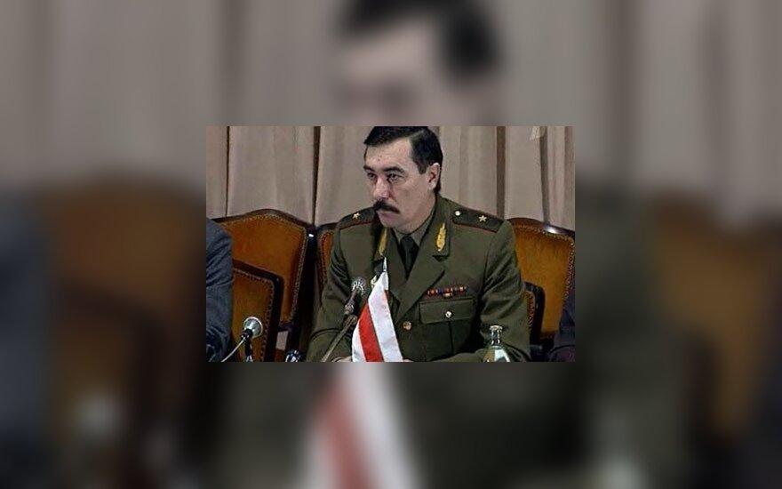 14 лет назад был похищен генерал Юрий Захаренко