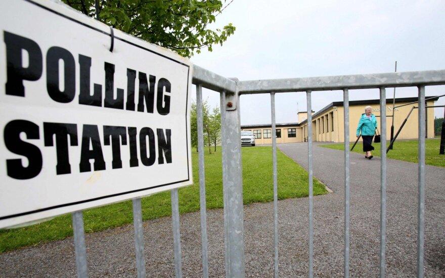 В Ирландии на референдуме решается вопрос о легализации абортов