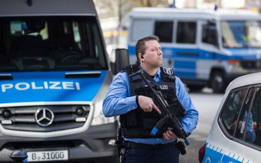 Vokeičių policija