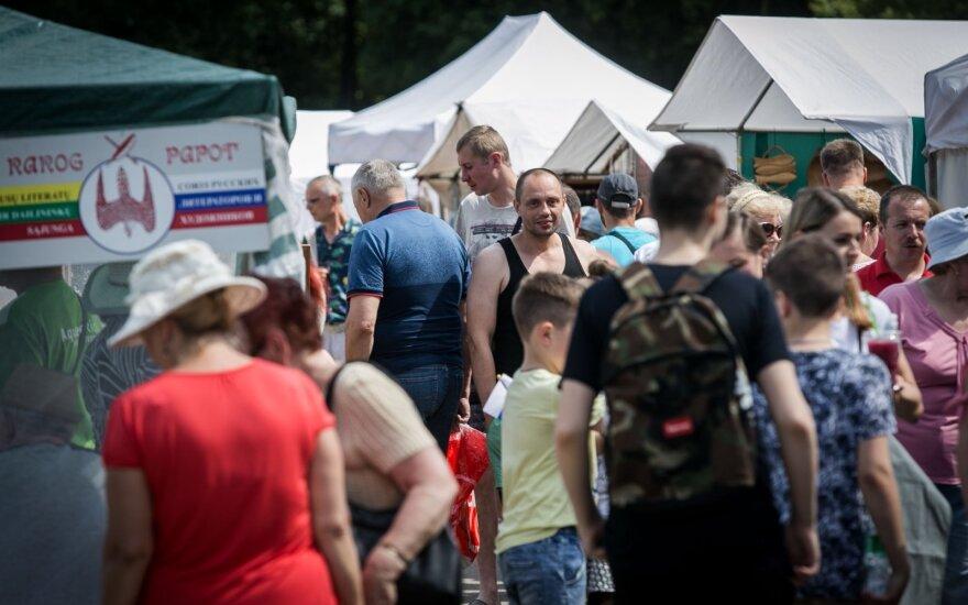 В Вильнюсе проходит праздник русской культуры