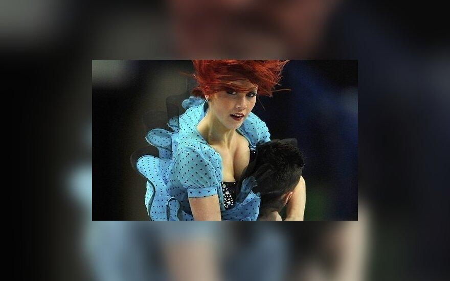 ФОТО: Французская фигуристка получила гражданство России