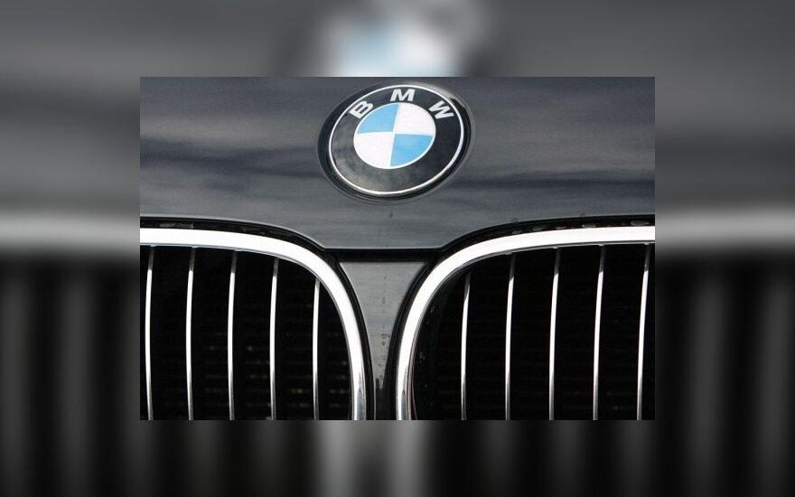 В Каунасе открывается салон BMW