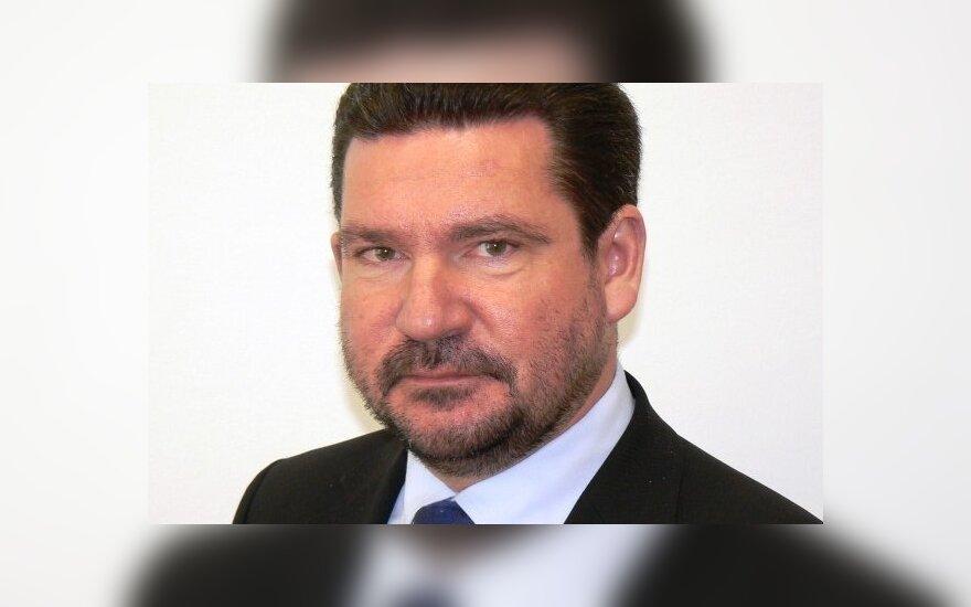 Arūnas Grigaitis, Antakalnio poliklinikos nuotr.