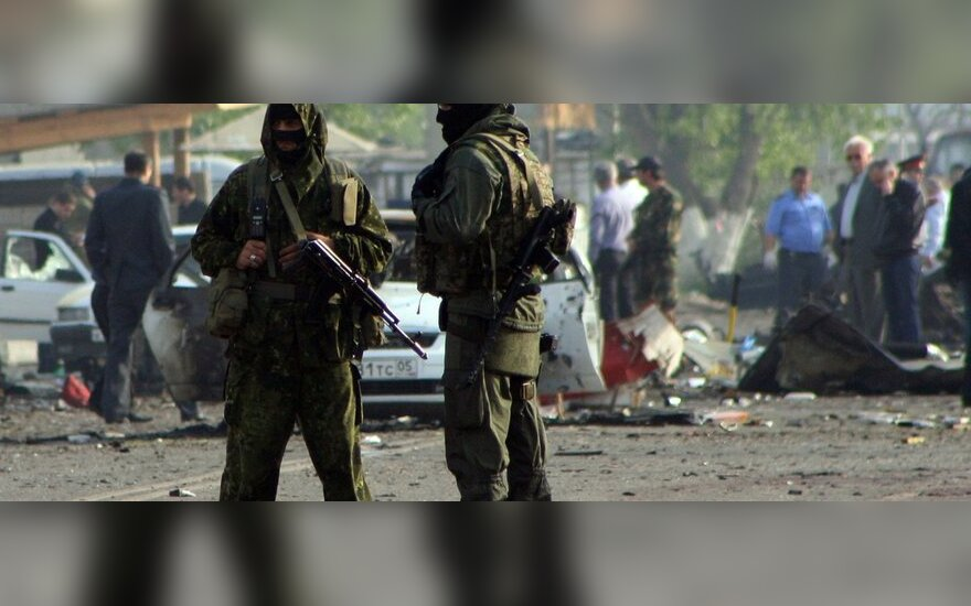 Госдепартамент: терроризм в России - на прежнем уровне