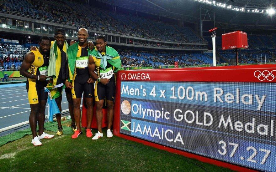 Болт выиграл девятое золото Олимпиад и сравнялся с Латыниной и Льюисом