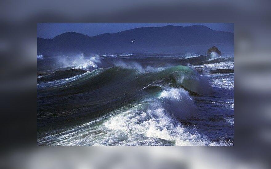 Землетрясения произошли в России и Тихом океане