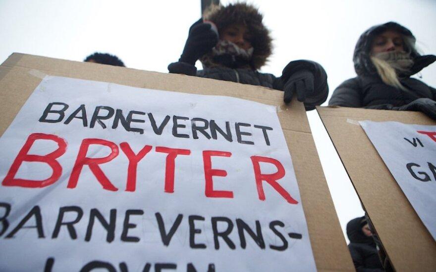 Литовские депутаты встают на борьбу с Норвегией
