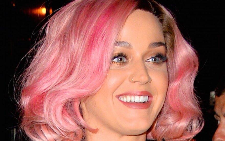Кэти Перри возглавила список самых высокооплачиваемых женщин в музыке