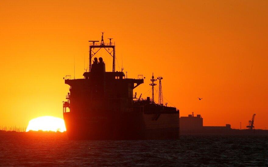 Поставки нефти из США в Китай полностью прекратились