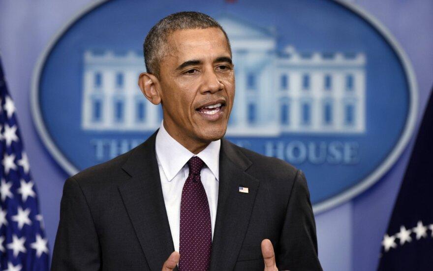 Обама: российские авиаудары в Сирии помогают ИГ