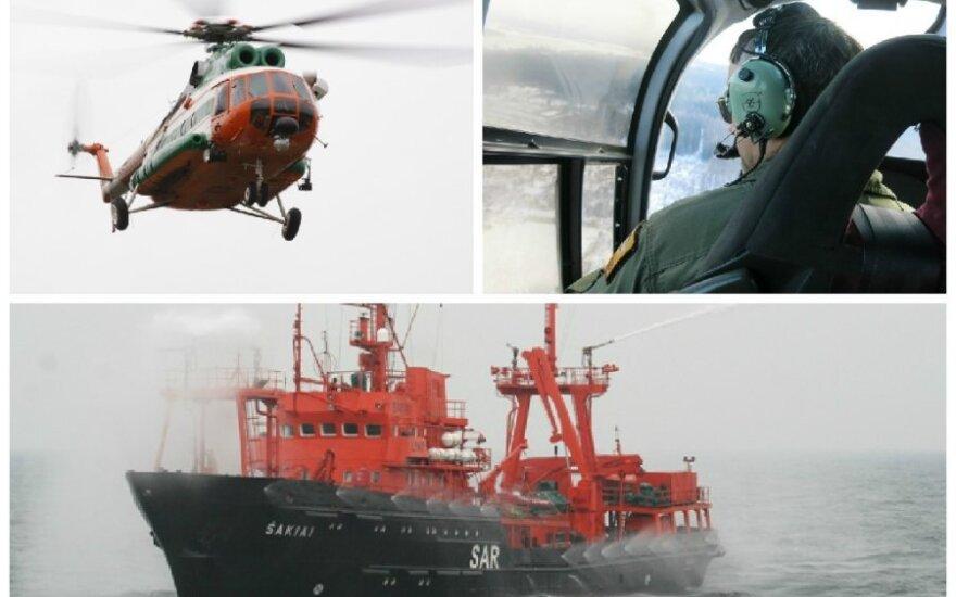 Начато расследование в связи с исчезновением литовского самолета