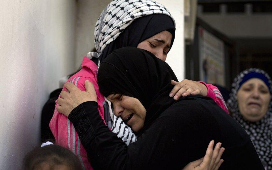 Ряд терактов в Израиле: есть убитые и раненые