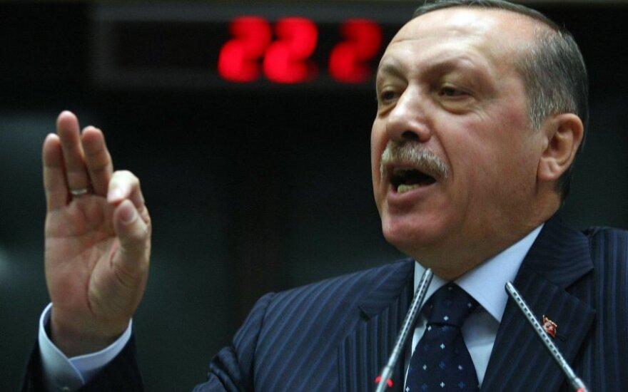 """Эрдоган призвал турок не поддаваться на """"провокации"""""""