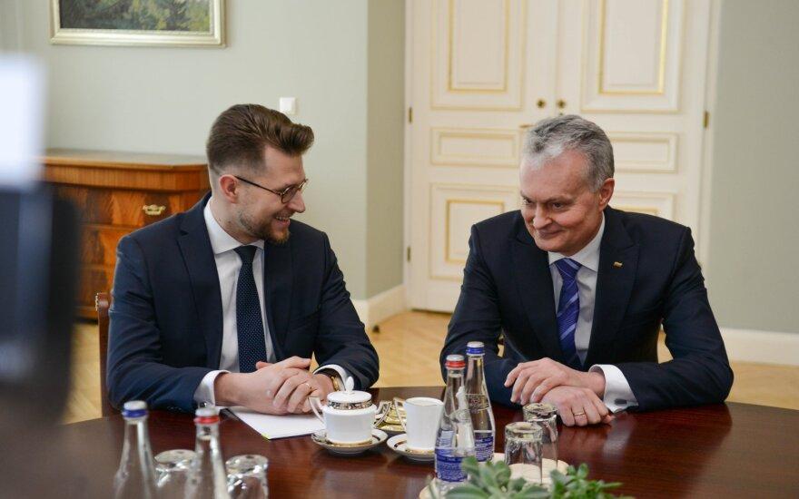 Президент Литвы решил не назначать Савицкаса министром экономики