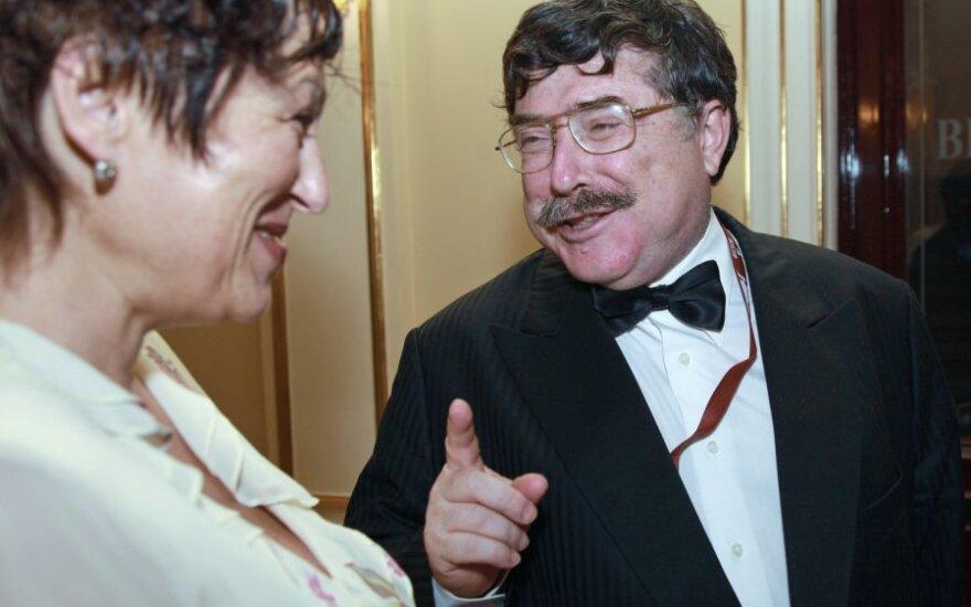 Борис Бурда опозорился на Первом канале