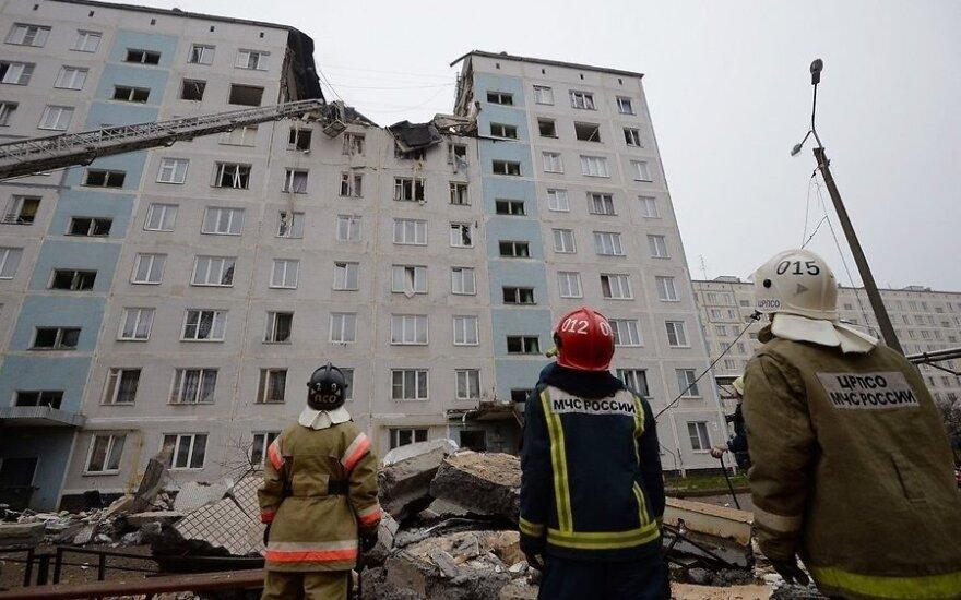 Из-под обломков дома в Подмосковье извлекли тело седьмой жертвы