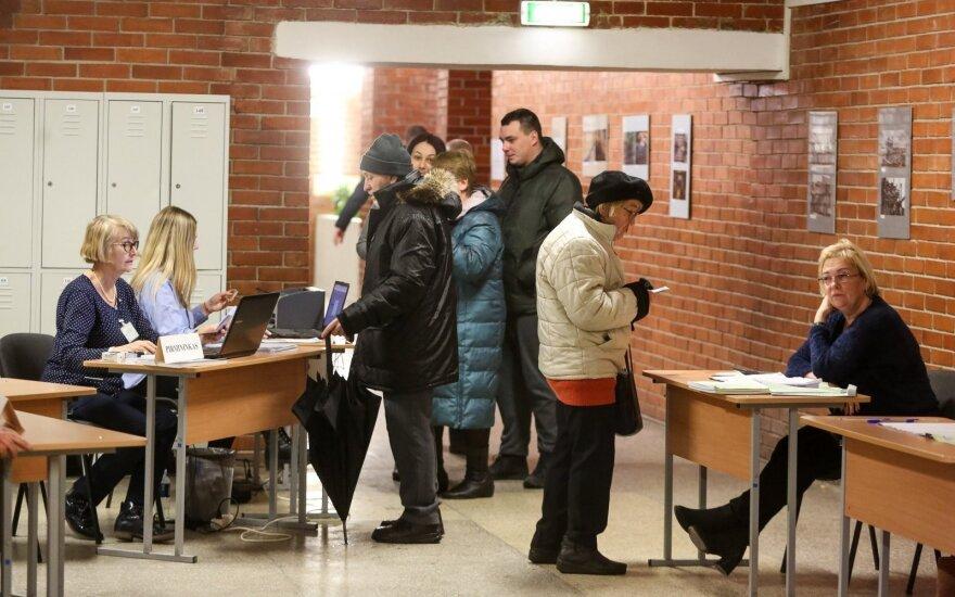 Для иностранных граждан муниципальные выборы в Литве не были успешными