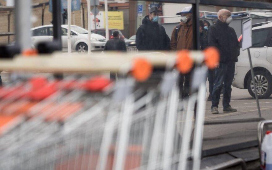 В выходные дни будут активно проверять открывшиеся магазины