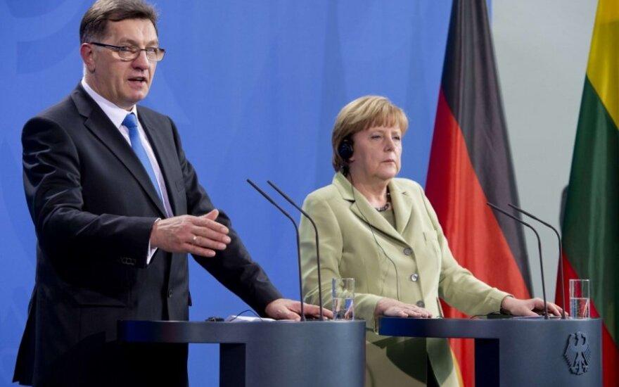 Премьер: Литва стремится интегрироваться в энергосистему ЕС до 2020 года