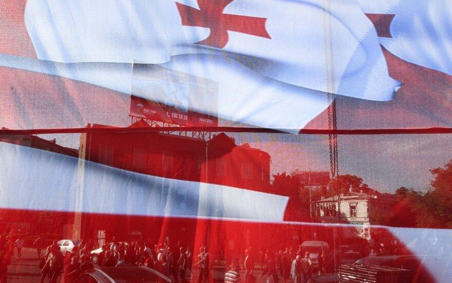Глава МИД Литвы начинает визит в Грузию