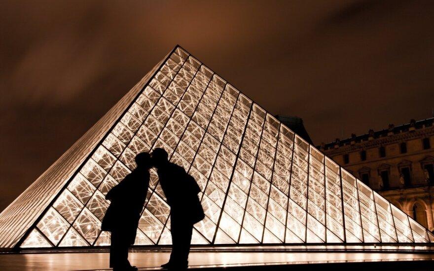 Музей Лувр в Париже установил рекорд по посещениям в 2018 году