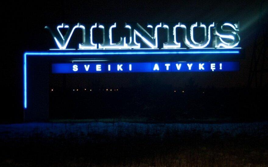 Вильнюсский горсовет только со второго раза одобрил модернизацию системы освещения улиц