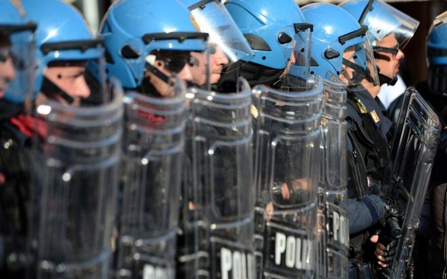 Рим: массовые протесты против экономической политики