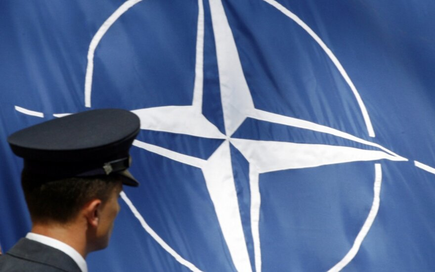 Грибаускайте: ЕС не должен дублировать НАТО