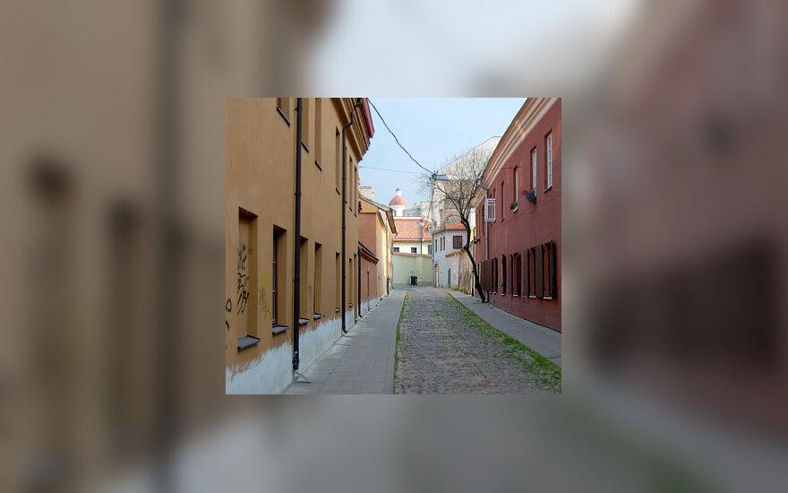 Senamiesčio gatvė