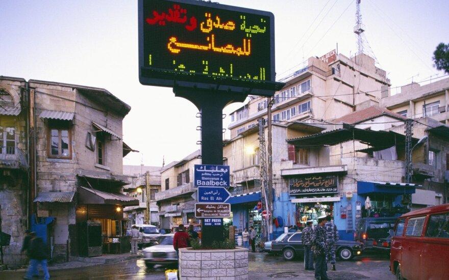 В Ливане впервые за девять лет выбирают парламент