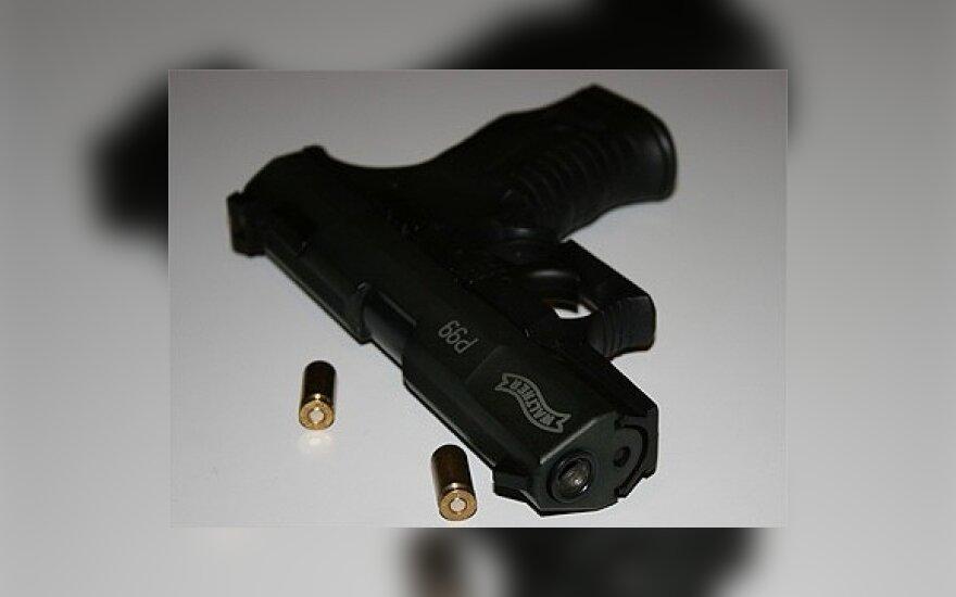 Мужчина обезвредил вооруженного бандита