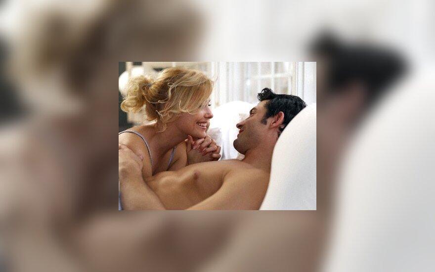 В чем причина сексуальности мужчин и женщин