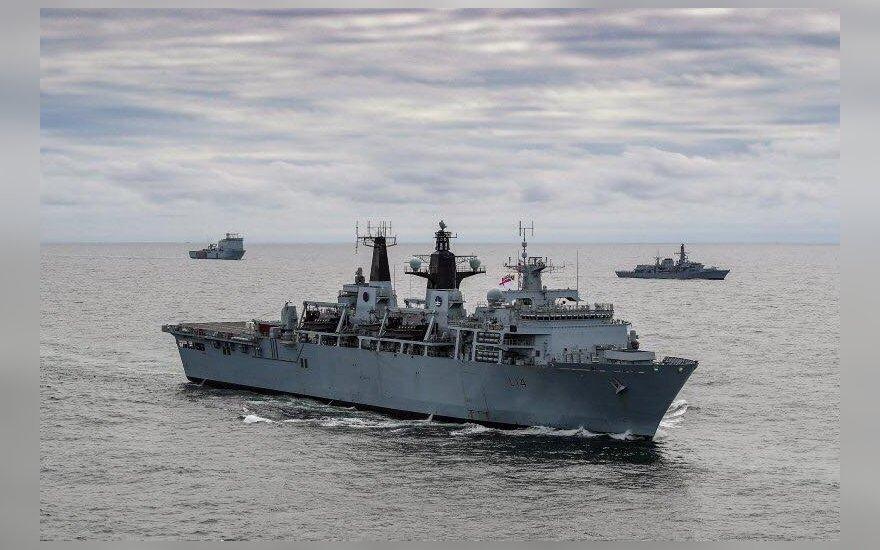 Министры обороны и главкомы семи стран в Клайпеде отметят годовщину объединённых сил