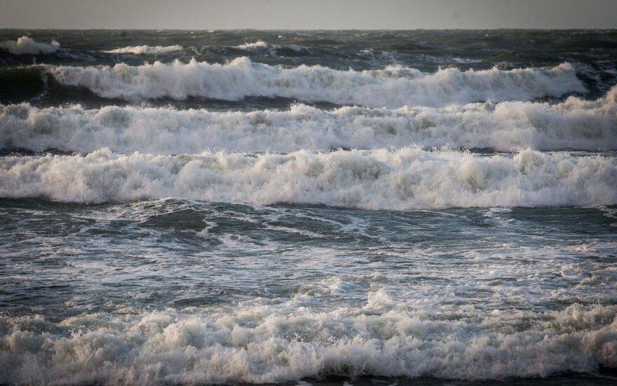 В Черном море затонуло судно: двое погибших, четверо пропали без вести