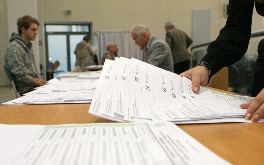 Четверг – последний день досрочного голосования во 2-ом туре выборов в Сейм