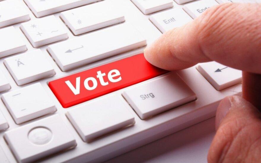 За границей литовцы голосовали за Грибаускайте и консерваторов