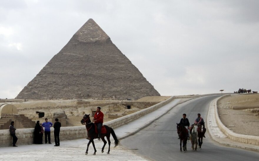 Египтологи обнаружили пирамиду визиря Рамзеса II