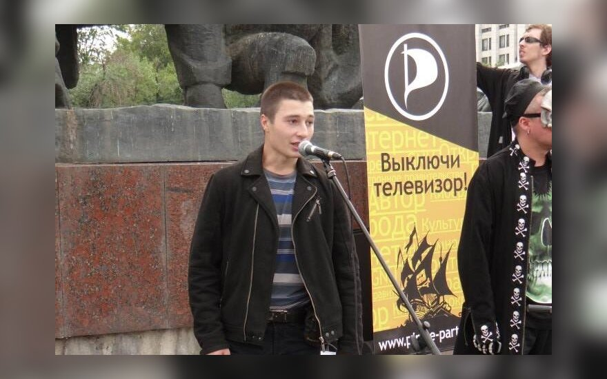 Российский активист попросил политического убежища в Литве