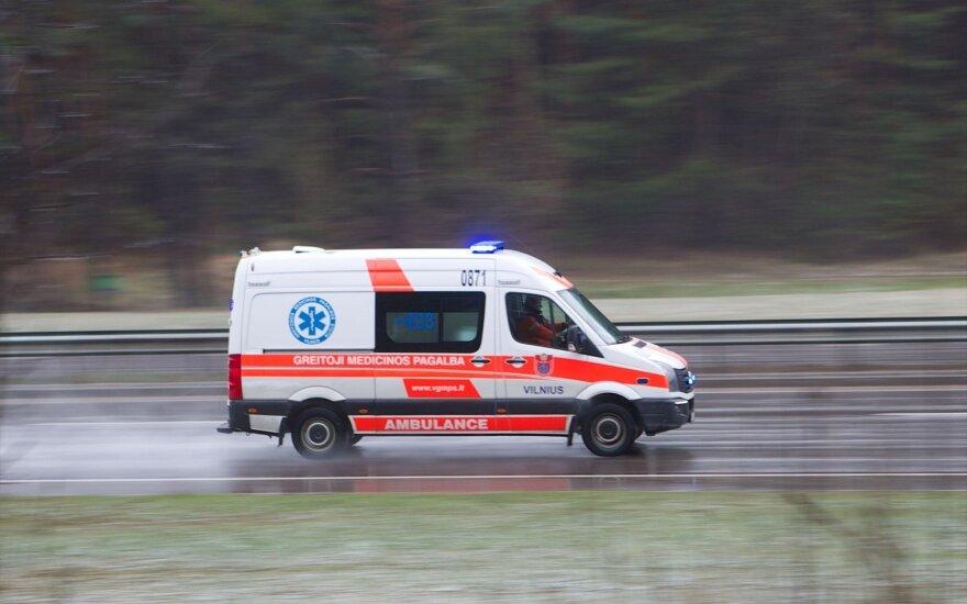 Дежурные медики в Вильнюсе: в этом году Рождество – такое же, как обычно