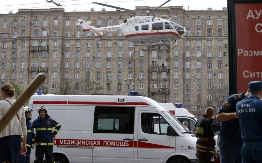 Трагедия в московском метро: число жертв достигло 22