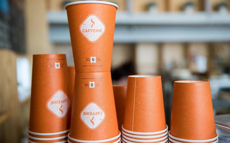 Норвежская Reitan Convenience просит разрешить покупку сети кафе Caffeine