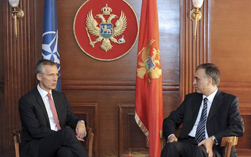 Литва ратифицировала протокол о вступлении Черногории в НАТО
